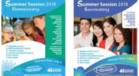Registration is now open for Summer Session. Please see information below on registration. You child's PEN number can be found on the name label on term two's report card.