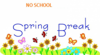 On behalf of the staff of Lakeview Elementary, we wish our families a restful, healthy and fun filled Spring Break.  The school will be closed for 2 weeks.  See you […]