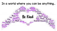 As we just recently wrapped up our Kindness month, we would like to recognize the many students who submitted the completed Random Acts of Kindness calendar. We know that the […]