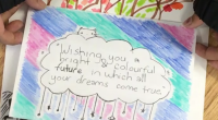 This project was a lesson on reaching out to the community. To begin with students thought about the plight of our seniors during COVID. It allowed them to reflect on […]